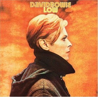 David Bowie - Low LP (prensagem nacional)