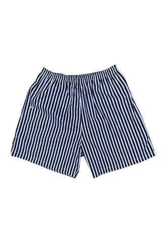 Shorts Black Stripes