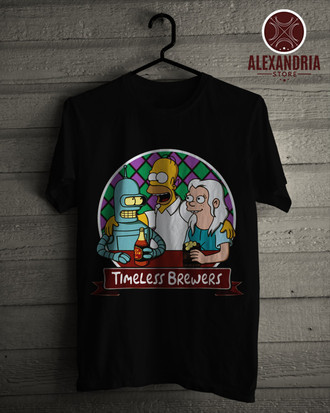 Camiseta Timeless Brewers