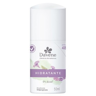 Desodorante Roll-on Hidratante Verbena (50ml) - Davene