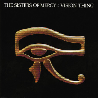 The Sisters of Mercy - Vision Thing LP