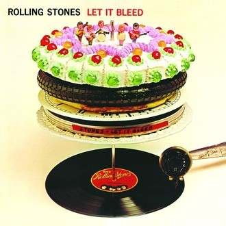 Rolling Stones - Let it bleed LP (novo/lacrado/remasterizado)