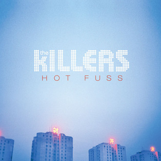 The Killers - Hot Fuss LP (novo/lacrado)
