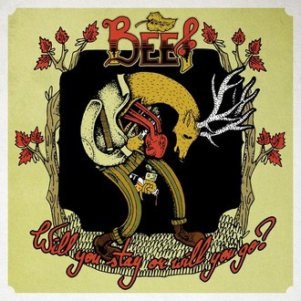 BEEF 'BLESSED WITH HOLY WHISKEY' + 'WILL YOU STAY OR WILL YOU GO?' EP