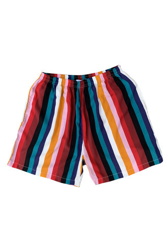 Shorts Colors Stripes