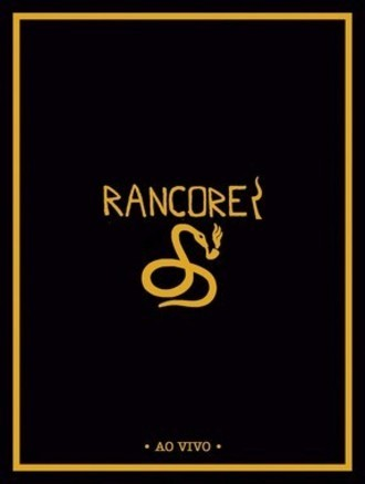 "Rancore ""Ao Vivo"" DVD Digipack"