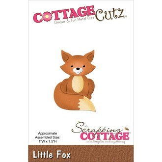 FACA COTTAGE CUTZ - LITTLE FOX - RAPOSA