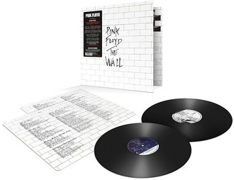 Pink Floyd - The Wall LP duplo (novo/lacrado/remasterizado)