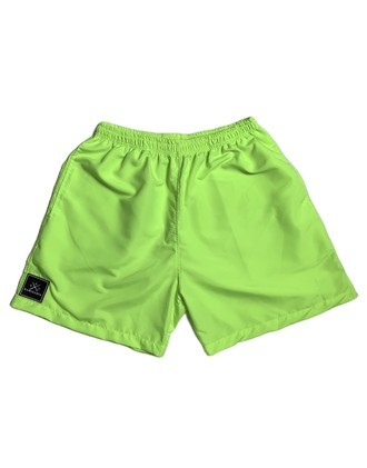 Shorts Yellow Neon