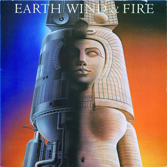Earth, Wind and Fire - Raise! LP