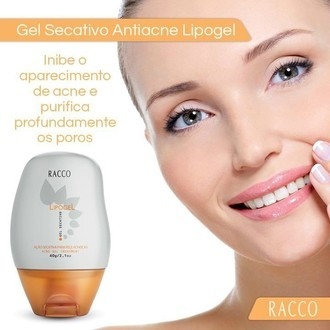 Gel Secativo de Acne - Lipogel
