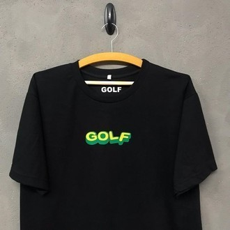 GOLF WANG 3D LOGO GREEN