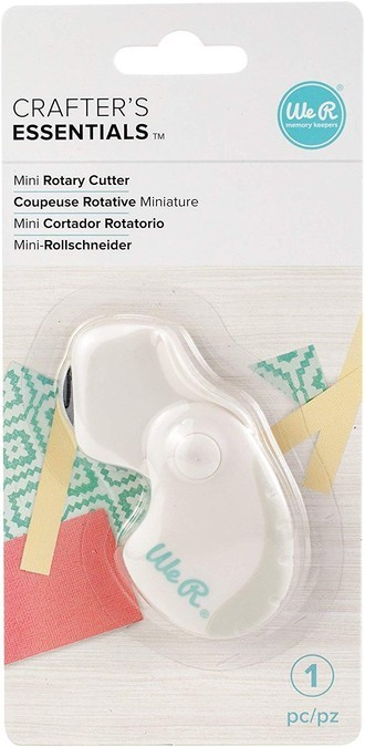 MINI ROTARY CUTTER - WE R - ESTILETE CIRCULAR