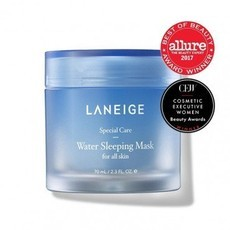 LANEIGE® Water Sleeping Mask - Máscara facial hidratante