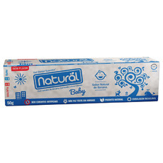 Gel Dental Natural Baby (50g) - Orgânico Natural