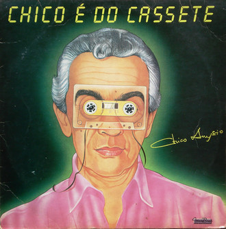 Chico Anysio - Chico é do Cassete LP