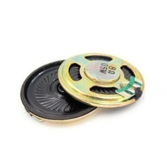 1 x MINI ALTO FALANTE 0.5W 8 OHMS 40MM (M1)