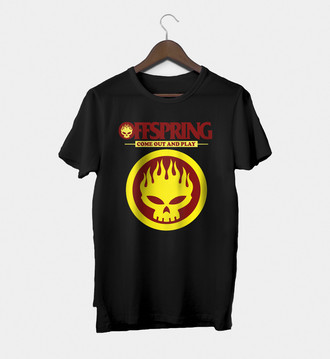 Camiseta Rock Masculina Offspring