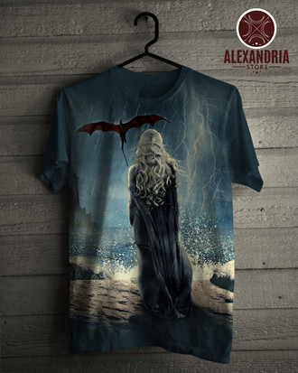 Camiseta Mother of Dragons