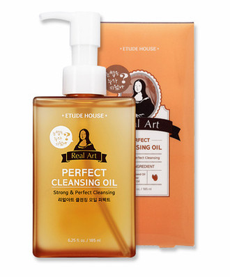 ETUDE HOUSE® Real Art Cleansing Oil