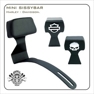 Sissybar Mini Harley Davidson 2018 up