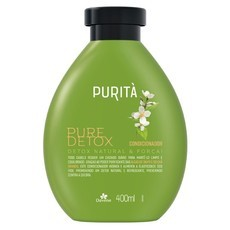 Condicionador Pure Detox Purità (400ml) - Davene
