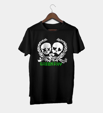 Camiseta Rock Masculina Green Day