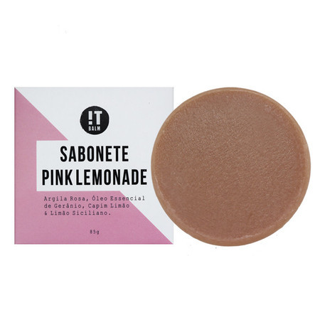 Sabonete Pink Lemonade - It Balm - 85g