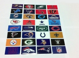 Placa de Carro Decorativa NFL Arizona Cardinals