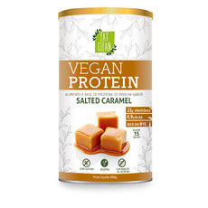 Vegan Protein SALTED CARAMEL 450g - Eat Clean