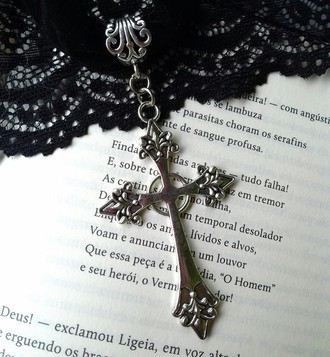Choker Cross