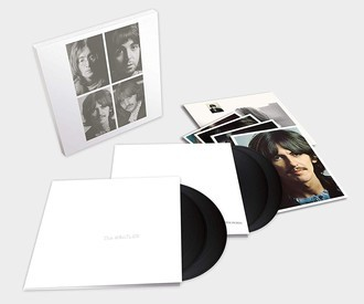 Beatles - 'White album' 50th anniversary Box Set 4 Lps (novo/lacrado)