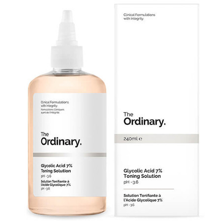 THE ORDINARY® Glycolic Acid 7% Toning Solution