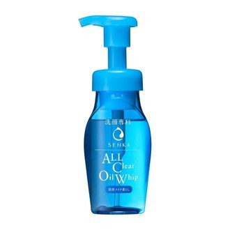 SHISEIDO SENKA® All Clear Oil Whip