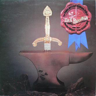 Rick Wakeman - The Myths And Legends Of King Arthur LP (com livreto)