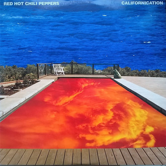 Chilli Peppers - Californication LP duplo (novo/lacrado)