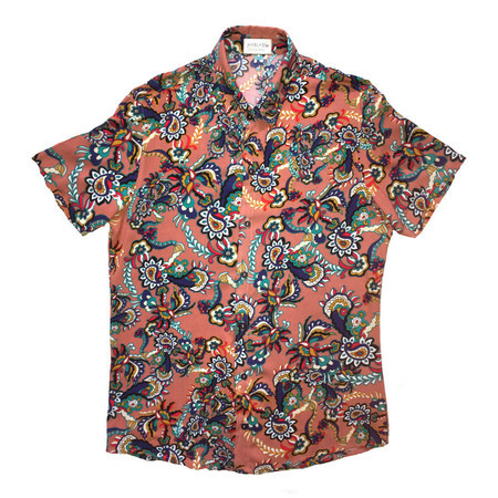 Camisa Estampada Cigana