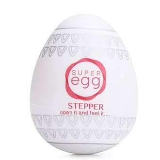 MASTURBADOR SUPER EGG STEPPER