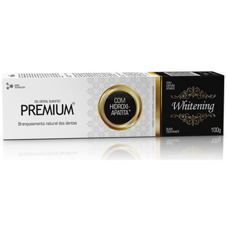 Gel Dental Premium Whitening (100g) - Suavetex