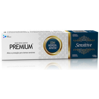 Creme Dental Premium Sensitive (100g) - Suavetex
