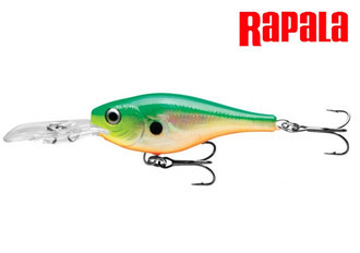 Isca Artifificial Rapala Glass Shad Rap 7cm 12g