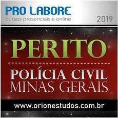 PERITO PC MG - Pro Labore 2019