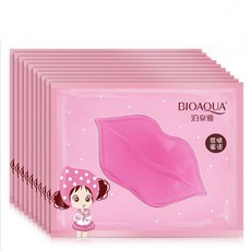 BIOAQUA® Hydrogel Lip Mask