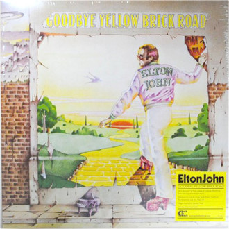 Elton John - Goodbye yellow brick road LP duplo (novo/180g/trifold)