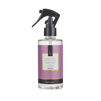 Home Spray Lavanda Francesa Via Aroma 200ml