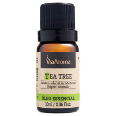 Óleo Essencial Tea Tree Via Aroma 10ml