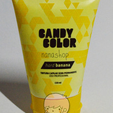 Candy Color Hard Banana