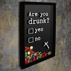 Quadro Porta - Are you drunk?