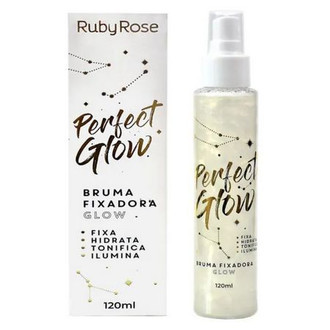 HB334 - Bruma Fixadora Perfect Glow - Ruby Rose