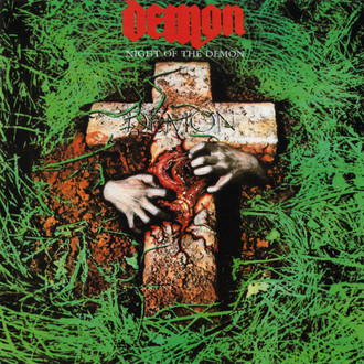 Demon - Night of the demon LP